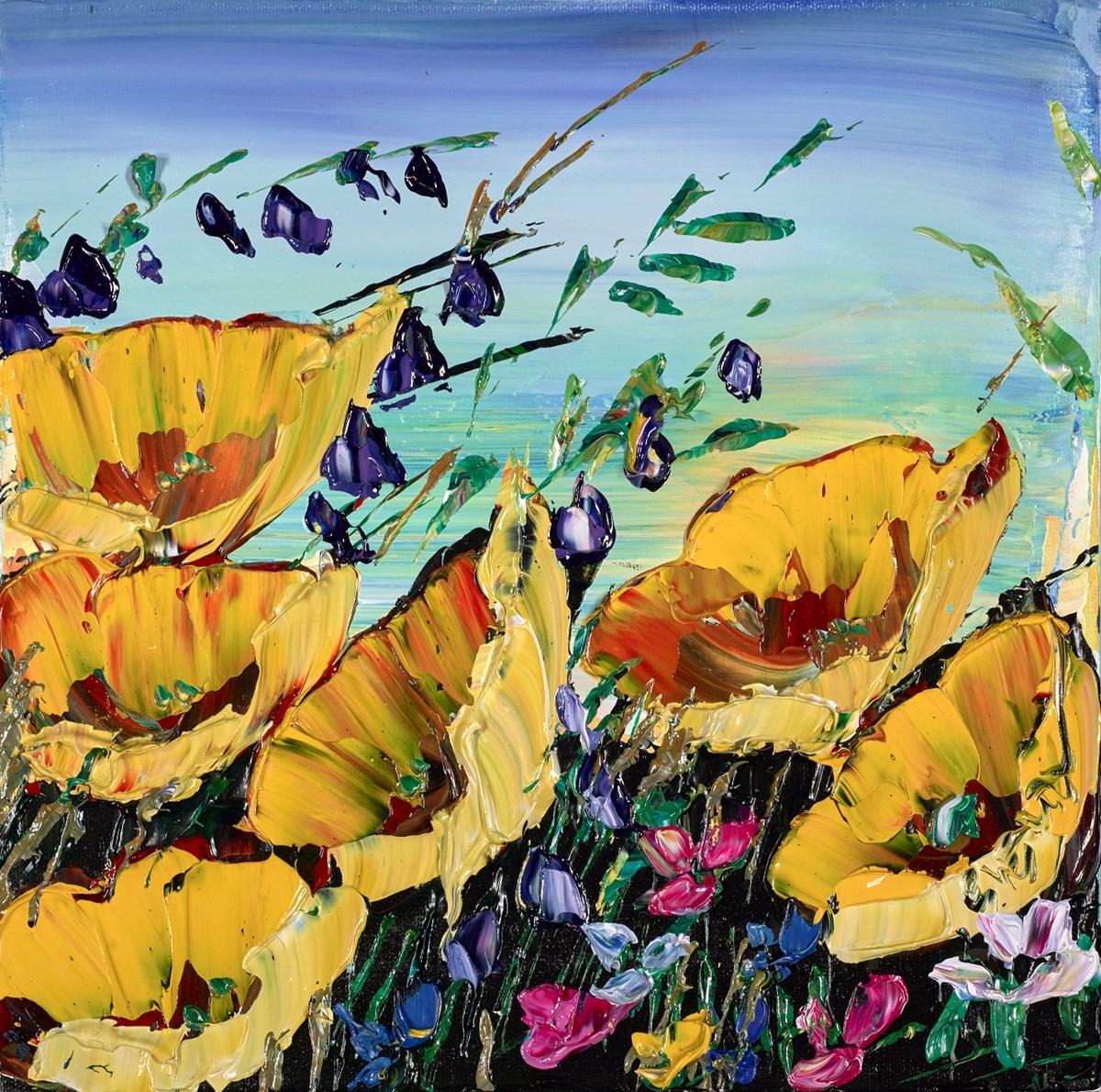 Wild Flowers VI